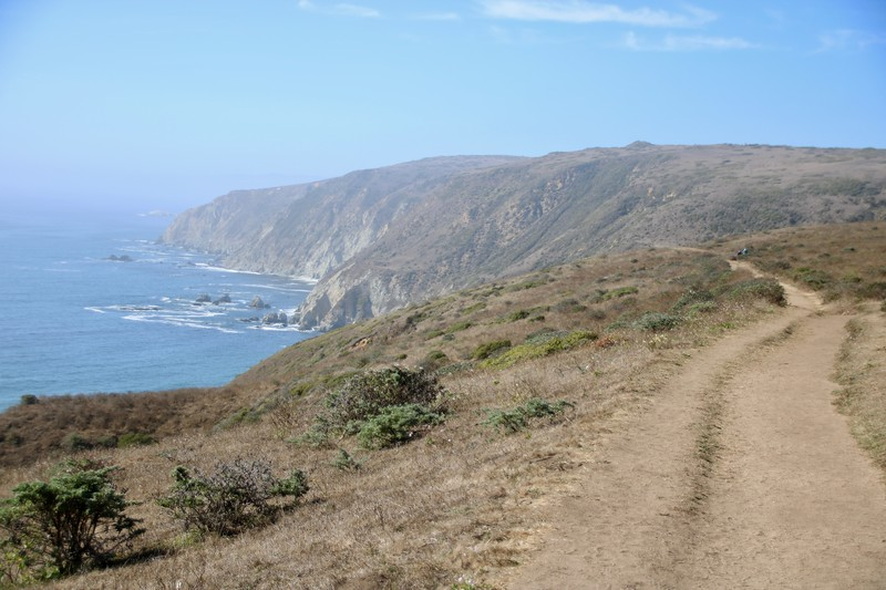Tomales Point Trail - Point Reyes National Seashore