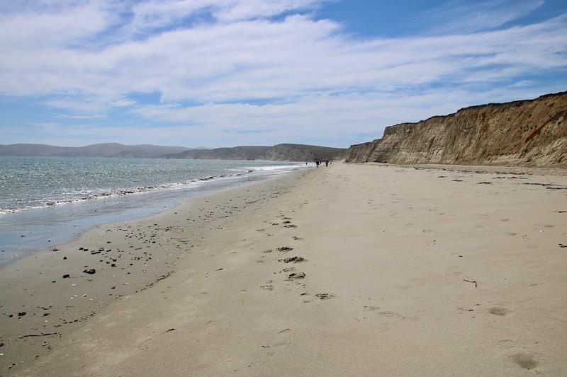 Drakes Beach - Point Reyes National Seashore
