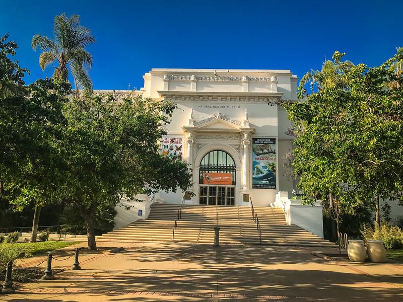 natural history museum balboa park