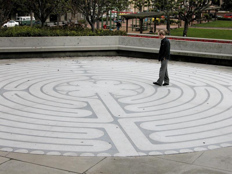 Labyrinth Nob Hill