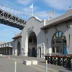 Pier 28 and the Bay Bridge – San Francisco, California – Photo