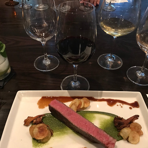 Winemaker Dinners at Arcadia – San Jose Marriott
