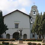 Mission San Juan Bautista – California