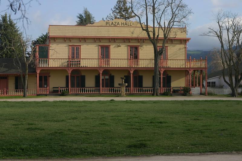 San Jaun Bautista Plaza
