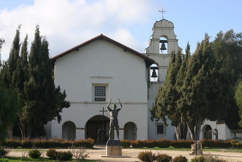 San Jaun Bautista Mission