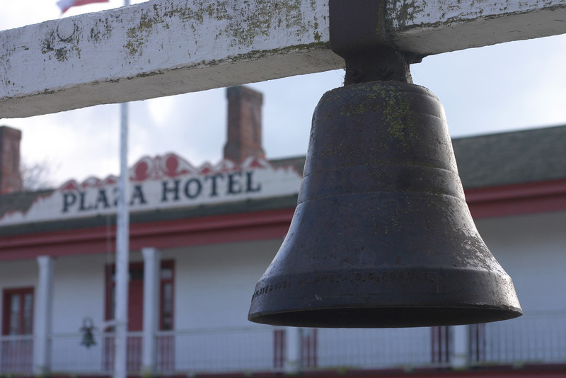 Mission Bell and Plaza Hotel