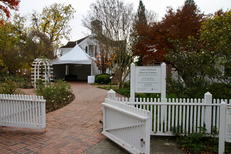 Luther Burbank Home & Gardens
