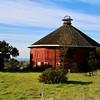 Round Barn from Kanaye Nagasawa's Fountaingrove ranch
