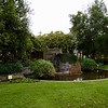 Luther Burbank Home & Gardens - memorial garden