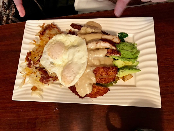 Breakfast special - Dierk's Parkside Cafe