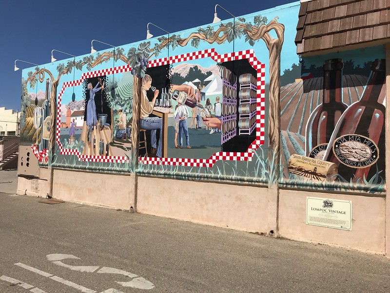 Mural Downtown Lompoc