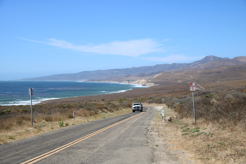 Road to Jalama Beach