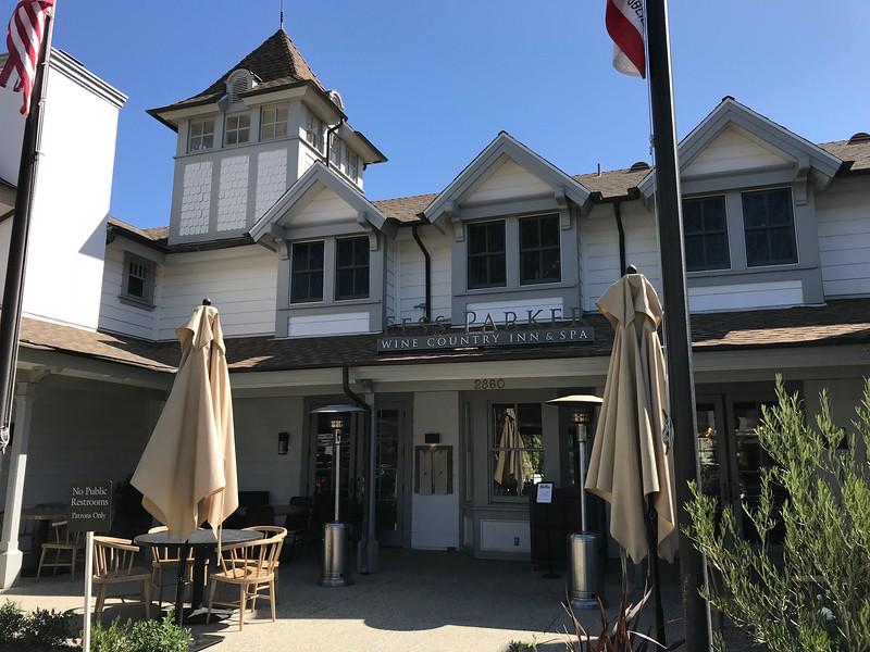 Fess Parker Inn, Los Olivos