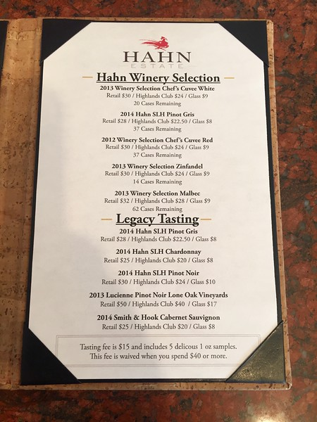 Hahn Family Winery