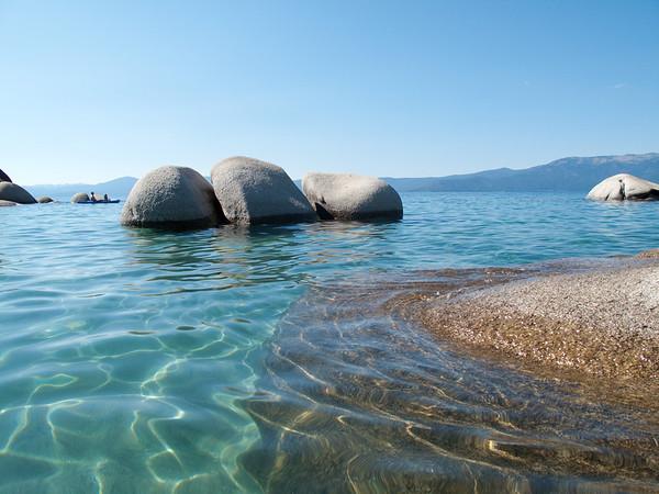 Tahoe waters
