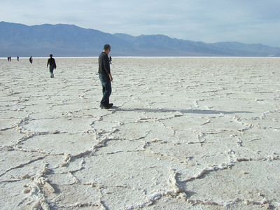 Vastness of Death Valley