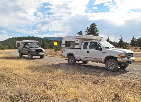 Willow Ranch cutoff
