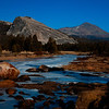 Tuolumne Meadows in the dead of winter