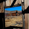 Bodie - ghost town - state Historical state park