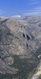 Glacier Point Yosemite National Park Sierra Nevada Half Images Country Road - 014226 - 20-10-2014 - 7189x13592 Pixel