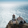 Point Reyes Lighthouse, Gulf of the Farallones , Marin County, California