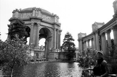 San Francisco - Palace of Fine Arts