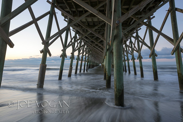 Folly Beach Pier, Folly Island, Charleston County, South Carolina
