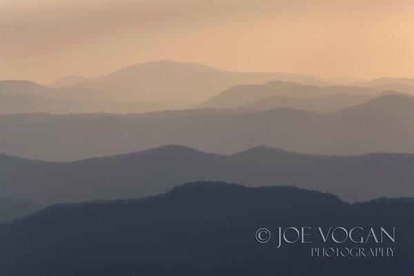 Sunrise, Clingman's Dome, Great Smoky Mountains National Park