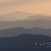 Sunrise, Clingman's Dome, Great Smoky Mountains National Park