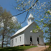 Methodist Church, Cades Cove, Great Smoky Mountains National Park