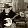 Cades Cove Banjo Performer, Great Smoky Mountains National Park