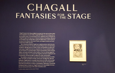 Chagall - Fantasies for the Stage