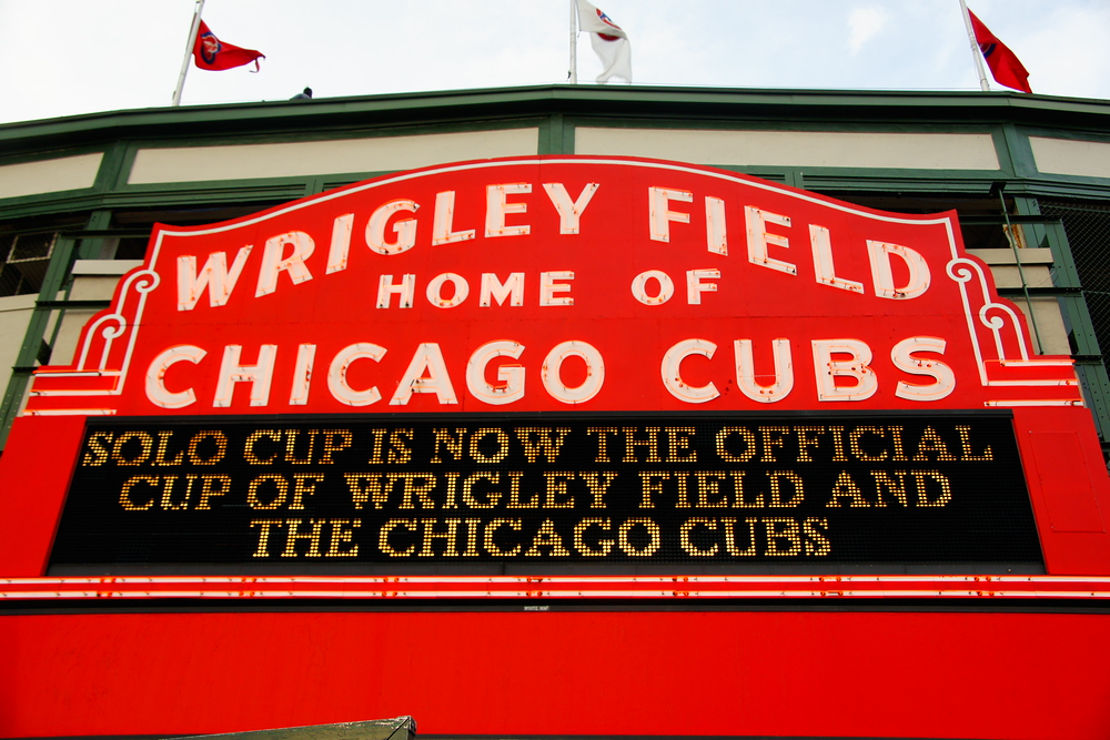 Wrigley Field | Chicago Cubs | Travel Photo