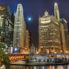 A Moonlit Chicago