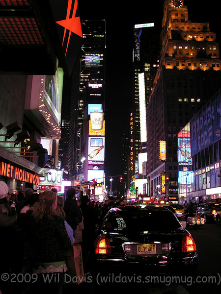 Times Square - 2005