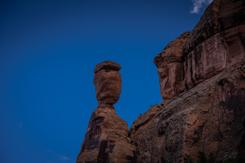 balanced rock colorado national monument
