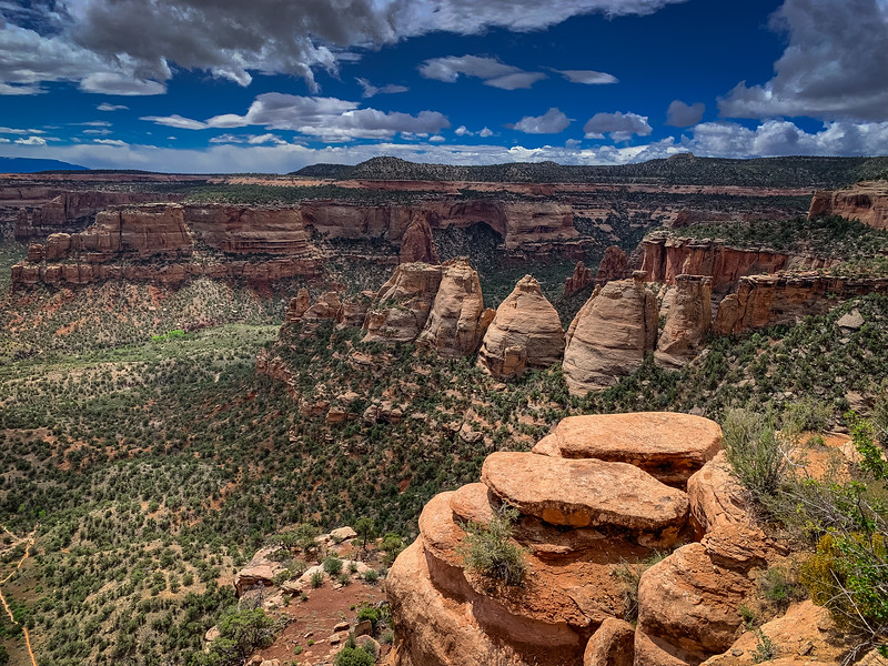 highland view colorado national monument