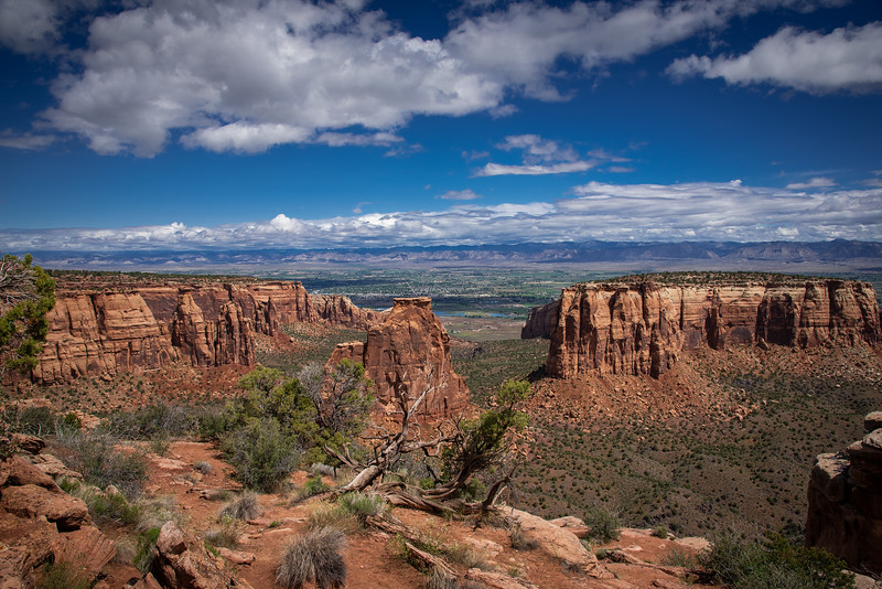 colorado national monument landscape