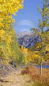 Ouray Red Mountain Pass Crystal Lake Colorado Landscape Western Art Prints For Sale - 008216 - 19-09-2010 - 4148x7184 Pixel