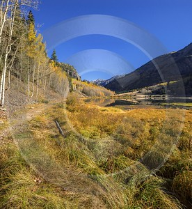 Ouray Crystal Lake Red Mountain Pass Colorado Autumn Fine Art Photography Gallery Park - 014724 - 06-10-2014 - 7336x7977 Pixel
