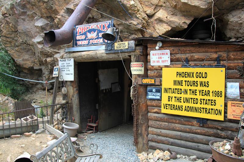 Phoenix Gold Mine