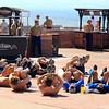 Marines at Red Rocks