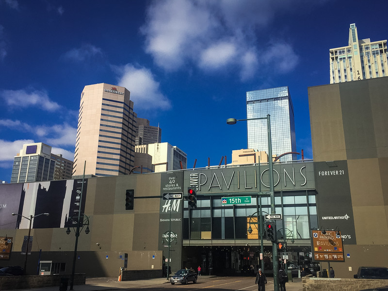 downtown denver walking tour