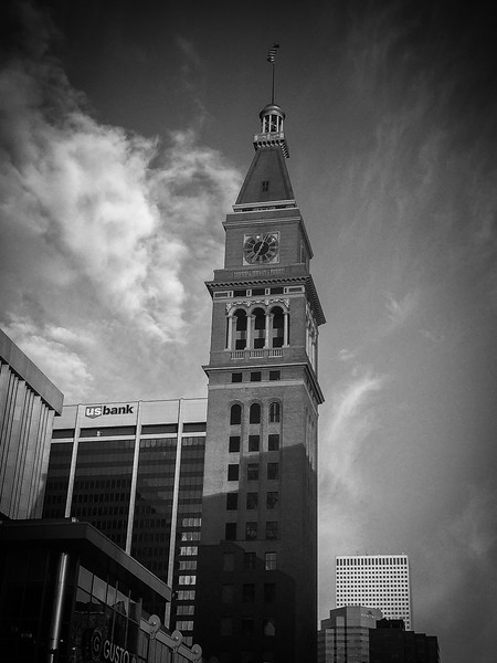 denver clock tower