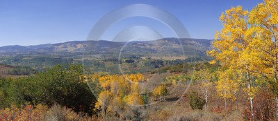 Yampa Dunckley Pass Country Road Fine Art Giclee Printing Colorado Landscape Cloud Photo Fine Art - 008413 - 21-09-2010 - 9289x4056 Pixel