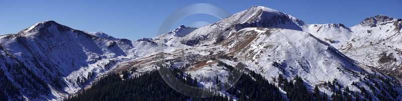 Aspen Independence Pass Colorado Landscape Scenic Outlook Viewpoint Fine Art Prints For Sale - 006953 - 15-10-2010 - 15997x4028 Pixel