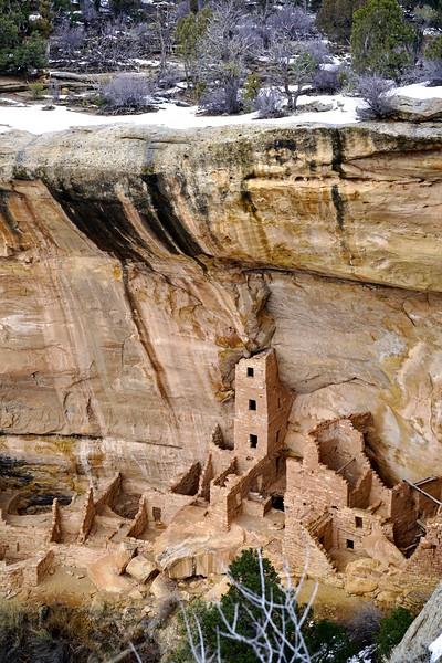 Mesa Verde Clife Dwellings