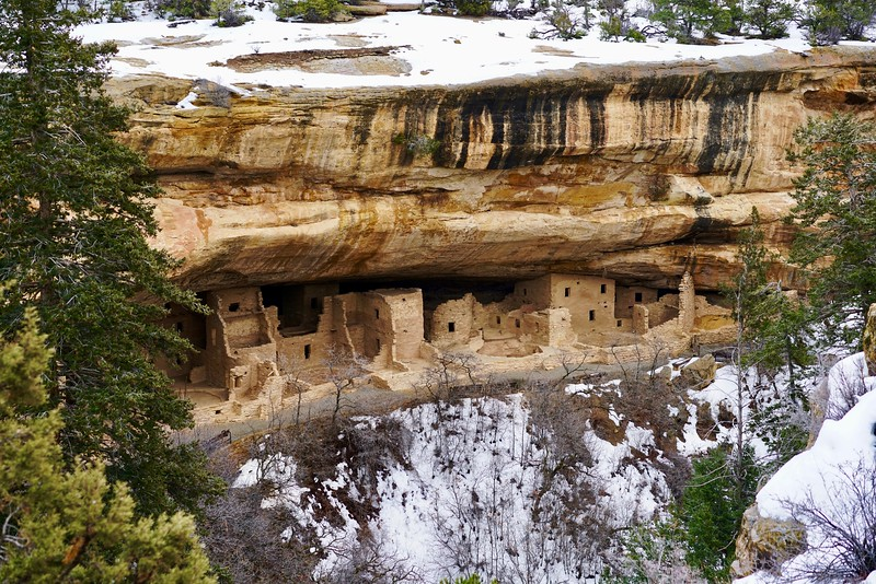 Mesa Verde Clife Dwellings