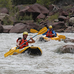 Rafting the Green River (Gates of Lodore) – Dinosaur National Monument – Colorado