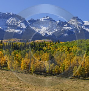 Ridgway Country Road Grass Colorado Mountain Range Autumn Fine Arts What Is Fine Art Photography - 014815 - 05-10-2014 - 7310x7521 Pixel